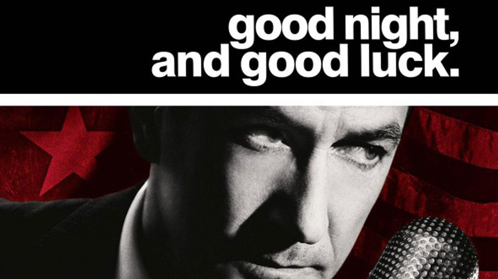 Drew's Reviews (at home): Good Night, and Good Luck (2005) | WRGB