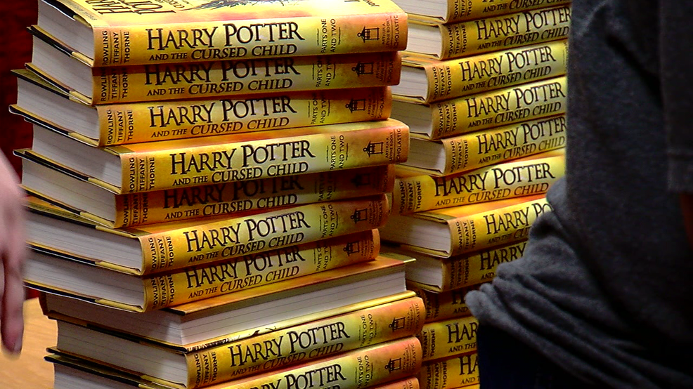 Harry Potter books removed from Tennessee Catholic school
