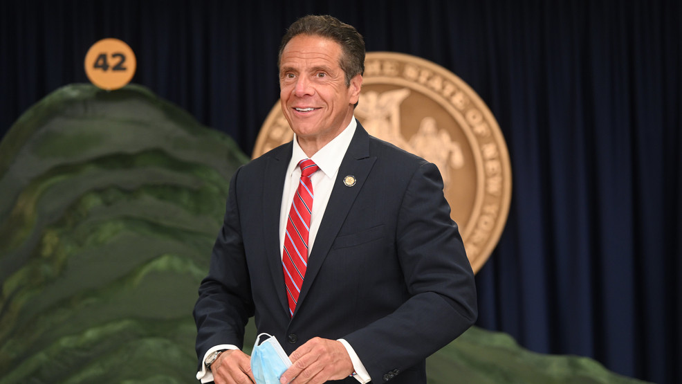Cuomo begs wealthy New Yorkers to come back to save the city and pleads 'I'll buy you a drink!' as he fights off calls to raise their taxes – which he fears may scare them away forever