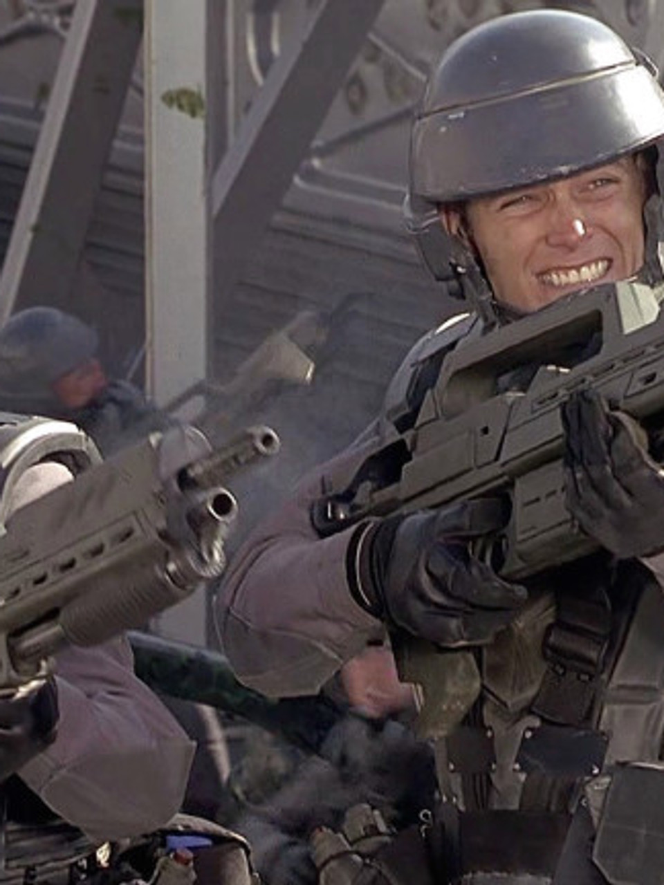 Drew S Reviews At Home Starship Troopers 1997 Wrgb