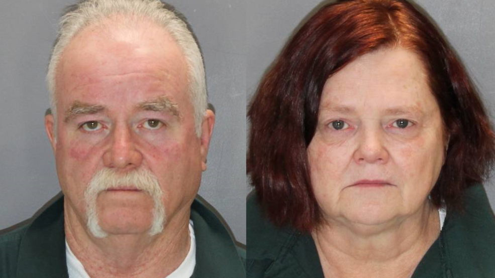 Husband, wife facing charges in connection to sex abuse