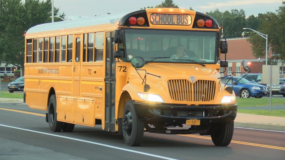 Coronavirus impacting the ongoing school bus driver shortage, many  districts are hiring | WRGB